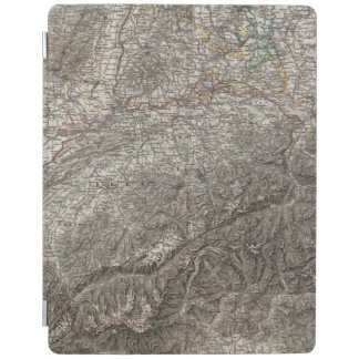 Southwest part of Germany iPad Cover