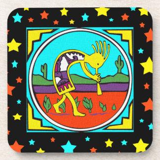 Southwestern  Art  Design Coasters