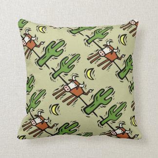 Southwestern Design Throw Pillow