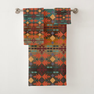Southwestern Sunset | Beautiful Bath Towel Set