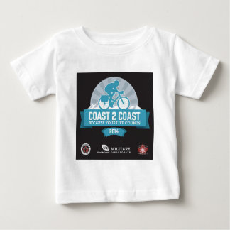Souvenir Shirt for Marty's Coast2Coast Ride 2014