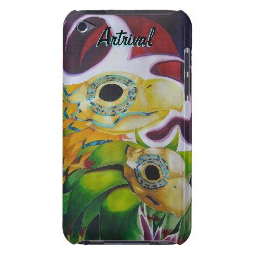 Sovereign Bird Of The Sun iPod Case-Mate Cases