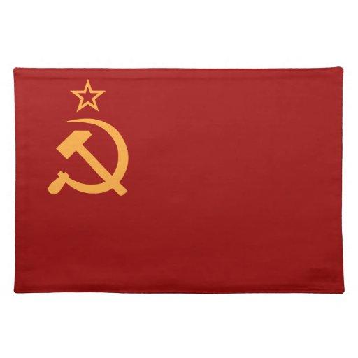 Soviet Place Mat