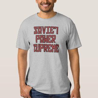 Soviet Power Supreme Shirt