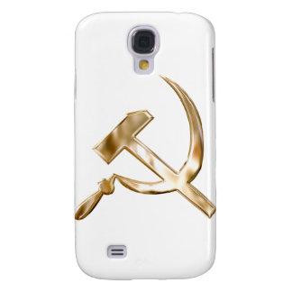 Soviet Russia Symbols серп и молот Galaxy S4 Case