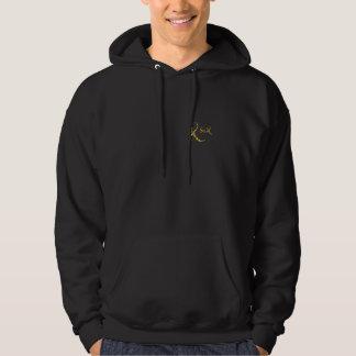 SoX Black Hooded Sweatshirt