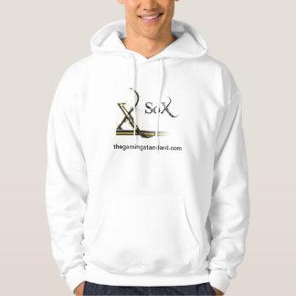 SoX - Hoodie White