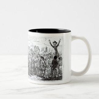 Spa Fields Orator Hunt-ing for Popularity Coffee Mugs