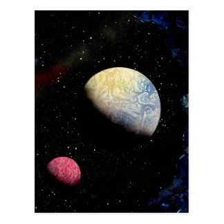 SPACE 21 ~ POST CARDS