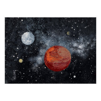 SPACE 22 v.2 (large) ~ Poster