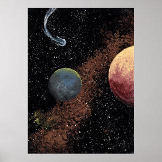 SPACE 2 v.2 (large) ~ Poster