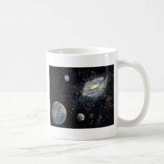 SPACE 8 ~ BASIC WHITE MUG