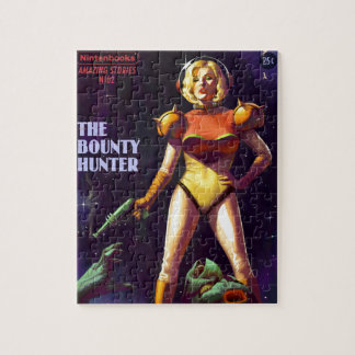 Space Bounty Hunter Puzzles