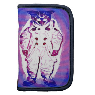Space Cat (pop) Rickshaw Mini Folio Planner