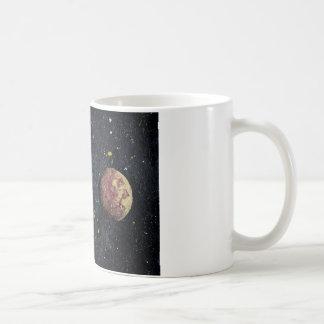 SPACE (design 23) Basic White Mug