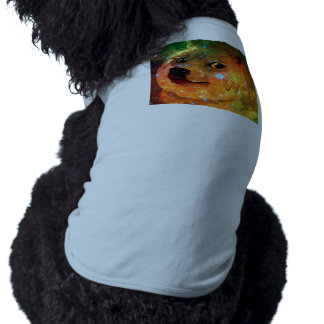space - doge - shibe - wow doge shirt
