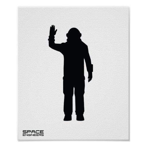 Space Engineers Value Poster Paper (Matte)