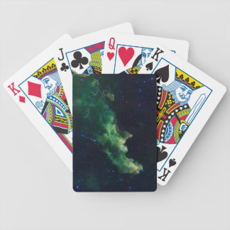 Space Galaxy Playing Cards