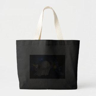 Space Ghost! - Trick Or Treat Tiny Tote Bag Jumbo Tote Bag