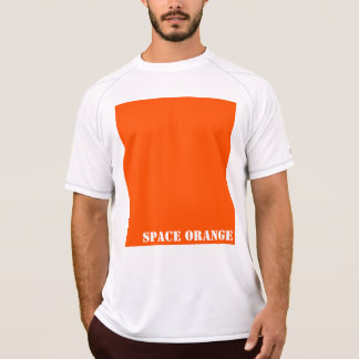 Space orange T-Shirt