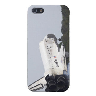 Space Shuttle Discovery touches down 2 iPhone 5/5S Cover