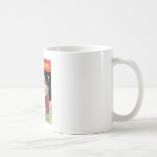 Space Station 42 and Other Stories_Pulp Art Coffee Mug