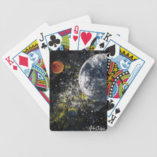 SPACE THE FINAL FRONTIER CARD DECKS