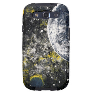 SPACE THE FINAL FRONTIER GALAXY S3 COVER