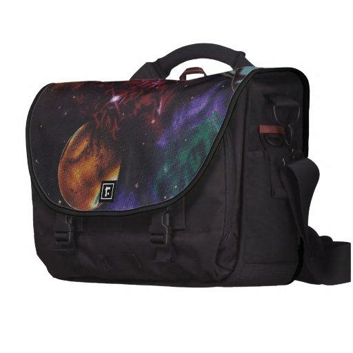 Space: The Final Frontier Laptop Commuter Bag