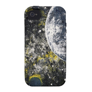 SPACE THE FINAL FRONTIER VIBE iPhone 4 COVER