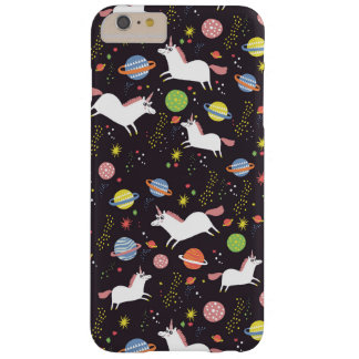space unicorns barely there iPhone 6 plus case