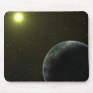 Space view mouse pad