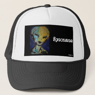 Spaceman, Alien Trucker Hat