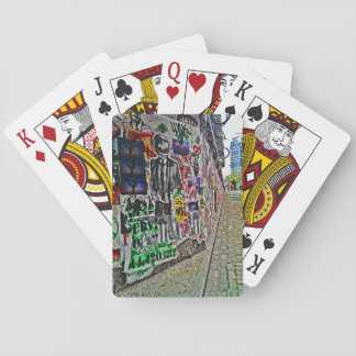 Spaceman Business Time Playing Cards