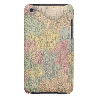 Spain and Portugal 13 iPod Touch Case-Mate Case