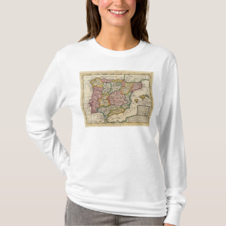 Spain and Portugal 4 T-Shirt