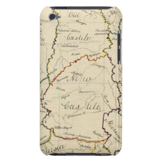 Spain and Portugal 8 iPod Touch Case