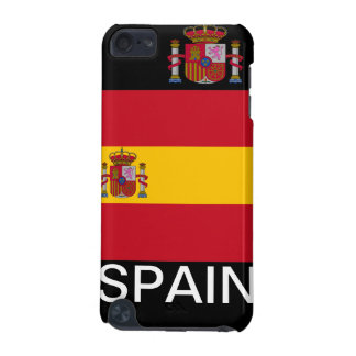 Spain Coat of Arms Flag Ipod Touch Case