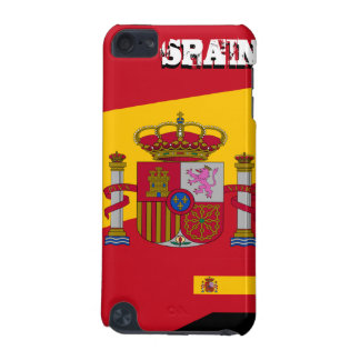Spain Coat of Arms & Flag Ipod Touch Case
