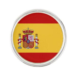 Spain Flag Lapel Pin