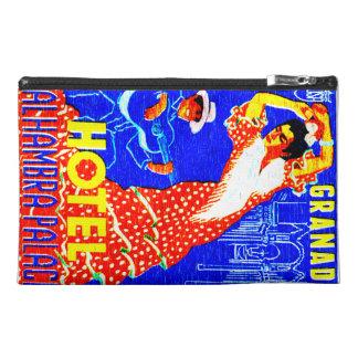 Spain Flamenco Dancer Travel Accessory Bag