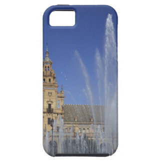 Spain, Sevilla, Andalucia Fountain and ornate iPhone 5 Covers