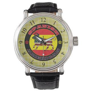 Spanish American Bull Watch