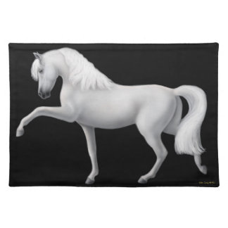 Spanish Andalusian Horse Placemat