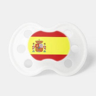 Spanish Flag Bandera Española Gifts Pacifier