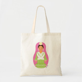 Spanish Flamenco Matryoshka Bag