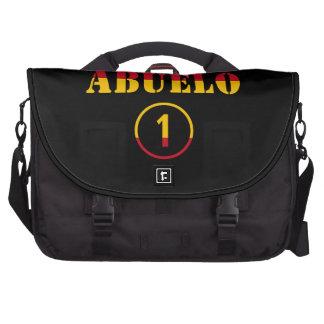 Spanish Grandfathers : Abuelo Numero Uno Commuter Bags
