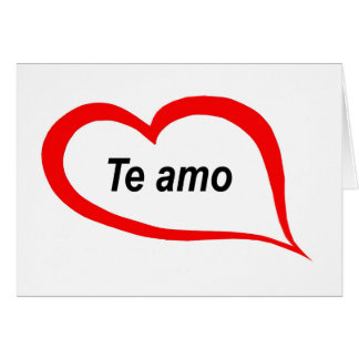 I Love You In Spanish Gifts - T-Shirts, Art, Posters ...