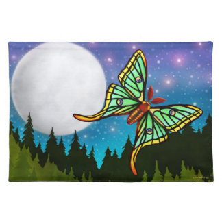 Spanish Moon Moth Placemat