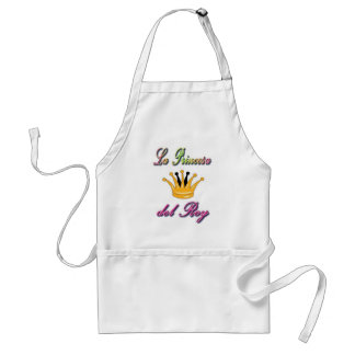 Spanish Princess of the King Standard Apron